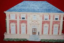 Brian Baker Deja Vu Collection #1744 Southern Mansion Sculpture Free Shipping