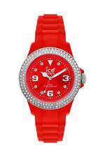 NEU! Ice Watch Uhr STONE RED SILVER SILI UNISEX - ST.RS.U.S.10
