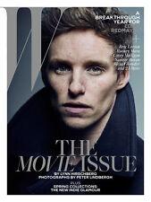 W Magazine,Eddie Redmayne Brie Larson Rooney Mara Carey Mulligan,Peter Lindbergh
