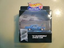 Hot Wheels Collectibles '57 Oldsmobile Richard Petty #43 Stock Car 1:64