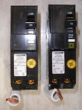 NEW Square D QO215CAFI or QO220CAFI Combination Arc-Fault  Circuit Breaker