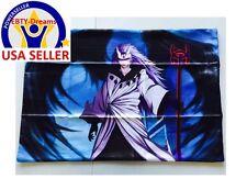 Naruto Anime Uchiha Madara Jinchuriki Sharingan Rinnegan Dakimakura Pillow Case