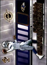 2001 Private Stock Game Worn Gear #8 Randall Cunningham Jersey - NM-MT