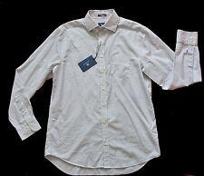 BNWT GANT Easy Care Broadcloth Stripe Shirt Size M  GUARANTEED ORIGINAL