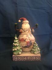 Jim Shore 2008 'Frosty Santa'