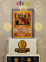 NMM Blaine's Rhyhorn 65//132 Gym Challenge Unlimited Pokemon Card