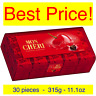 Ferrero MON CHERI cherry liqueur chocolates 30 pieces 315g  FREE & Fast Shipping