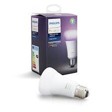 Objets Connectés Philips Hue - Ampoule LED 10w A60 E27