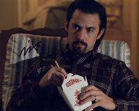 Milo Ventimiglia Signed Autographed 8x10 Photo THIS IS US Actor COA