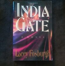 India Gate Lacey Fosburgh Uncorrected Proof 1st edition softcover