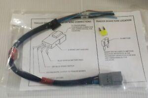 Honda Pilot/Ridgeline Trailer Brake Control Wire Connection 06320-SZA-A001-01