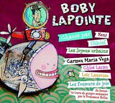 Boby Lapointe chanté par... CD NEUF
