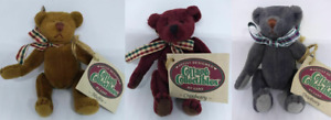 Ganz Cottage Collectibles Bears classic jointed teddy bears by Lorraine