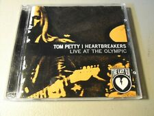 Tom Petty and the Heartbreakers Live at the Olympic CD and DVD RARE