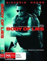 Body Of Lies (DVD, 2009) Crowe & Di Caprio VGC