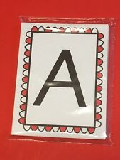 Preschool Learning Fun with Alphabet - FUN WITH LEARNING FLASHCARD