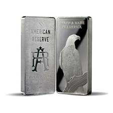 10 oz American Reserve Silver Bar in OMP .999 Fine Silver Bar Stunner
