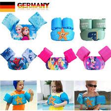Kinder Schwimmflügel Puddle Jumper Schwimmhilfe Weste Schwimmweste Armbands DE
