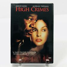 New Sealed High Crimes (DVD, 2002) Widescreen