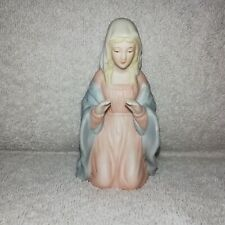 Lefton Christopher Collection The Nativity Mary Figurine #00350 1983