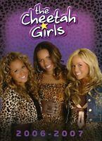 CHEETAH GIRLS 2006-2007 CHEETAH-LICIOUS TOUR CONCERT PROGRAM BOOK BOOKLET