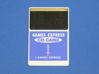 NEC PC-Engine GAMES EXPRESS CD Card For DUO,DUO-R Import Japan