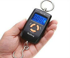 POCKET SIZE DIGITAL FISHING SCALE UP TO- 45KG WEIGHT CAPACITY