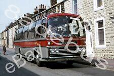 Bus Slide SHUTT Burnley WCW 32R