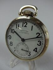 "Hamilton Railway Special 23J. 950B. Pocket-Watch, ""Style A. Case"" Fantastic L@@K"