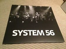 "SYSTEM 56 12"" LP MINIMAL SYNTH WAVE - METRO METRO"