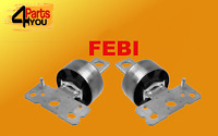 FORD GALAXY S MAX MONDEO REAR LOWER TRAILING ARM SUSPENSION BUSHES FEBI