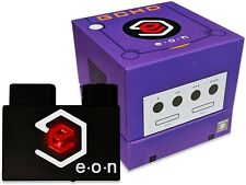EON GCHD HDMI Adapter Nintendo Gamecube No Lag No-Mod works w/ Gameboy Player