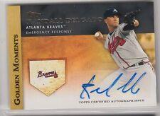 2012 Topps Randall Delgado Cert Autograph #GMA-RD Baseball Card