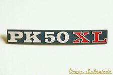 VESPA lettrage emblème capot latéral PK50XL PK 50 XL - / Couvercle &