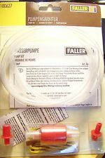 NEW ! HO scale Faller Water Pump & Accessories # 180627