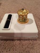 2003 Cupid's Garden Estee Lauder Solid Perfume Compact