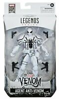 "Hasbro Marvel Legends Agent Anti-Venom 6"" inch Action Figure Exclusive"
