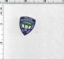 175th Anniversary Lapel Pin (1845-2020) New York City Police Dept.