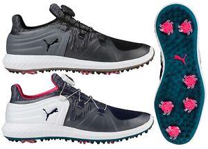 Puma Ladies Ignite Blaze Disc BOA Golf Shoes - RRP£120 - ALL SIZES - 1/2 PRICE