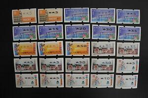 Macau: ATM Klüssendorf + Nagler (ATM items as pictured)