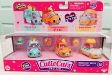 Shopkins 3 Die Cast Cutie Cars Breakfast Beeps Pop-Up, Cruisy & Bagel
