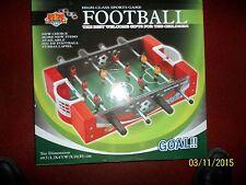 Tisch Fußballspiel blau  neu OVP