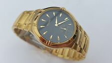 =>>> NEW PULSAR MEN'S GOLD TONE LUXURY WATCH