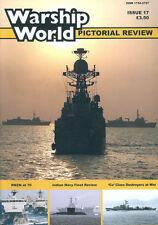 WARSHIP WORLD REVIEW 17 ROYAL NEW ZEALAND NAVY_INDIAN NAVY_PRINZ EUGEN_WW2 RN Ca