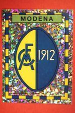 Panini Calciatori 1993/94 1993 1994 n. 473 SCUDETTO MODENA DA EDICOLA !