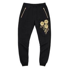 NEW October's Very Own OVO Marigold Slim Fit Sweatpant Black LARGE Drake LG BNWT