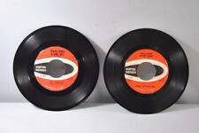 "Two 45 RPM Record The Shirelles "" What Does a Girl Do"", ""Don't Let it Happen to"