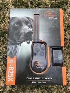 SportDog/Sport Hunter 825X 1/2 Mile Remote Dog Trainer Collar - Brand New in Box
