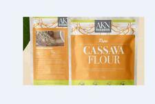 AKN Organics Pure Cassava Flour Gluten Free 2Kg