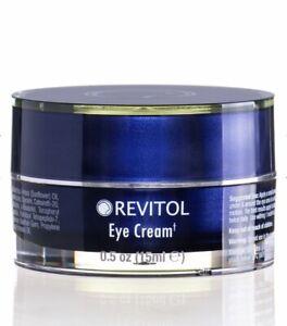Revitol Skin Eye Cream, Treatment for tired Eyes and Dark Circles - 15ml